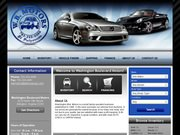 Washington Boulevard Motors Website