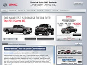 Zimbrick  New & Used Sales Buick Eastside Nissan New Sales Website